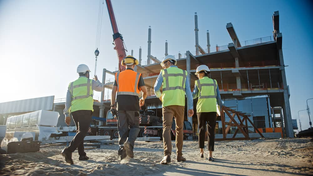 We can help with construction finance